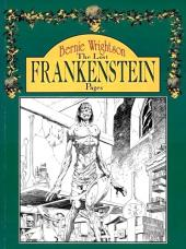 (AUT) Wrightson (en anglais) - The lost Frankenstein pages