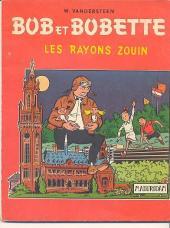 Bob et Bobette -38- Les rayons zouin