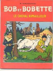 Bob et Bobette -39- Le cheval rimailleur
