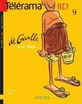 De Gaulle à la plage - Tome Télé9