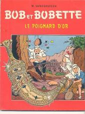Bob et Bobette -41- Le poignard d'or