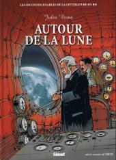 Les incontournables de la littérature en BD -28- Autour de la Lune