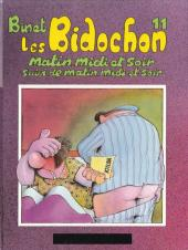 Les bidochon -11FL- Matin, midi et soir suivi de matin, midi et soir