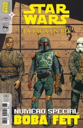 Star Wars - BD Magazine / La saga en BD -27- Numéro spécial Bobba Fett