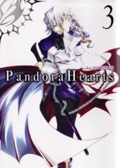 Pandora Hearts -3- Tome 3