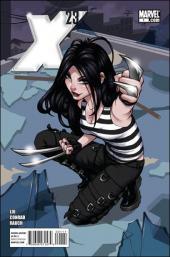 X-23 (2010) -1- The killing dream part 1