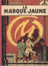 Blake et Mortimer (Historique) -5b59- La Marque Jaune