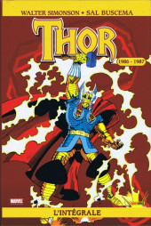 Thor (L'intégrale) -4- L'intégrale 1986 - 1987