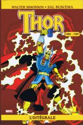 Thor (L'intégrale) -4- Intégrale 1986 - 1987