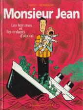 Monsieur Jean -3- Les femmes et les enfants d'abord