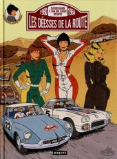 Les enquêtes auto de Margot -2- Les déesses de la route