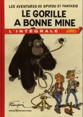 Spirou et Fantasio (L'intégrale Version Originale) -3- Le gorille à bonne mine