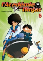 L'académie des Ninjas -5- Tome 5
