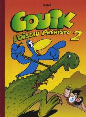 Couik -2- Tome 2