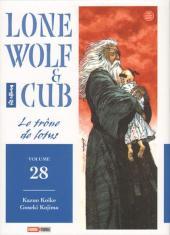Lone Wolf & Cub -28- Le trône de lotus
