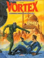 Vortex -2- Campbell, voyageur du temps - 2