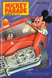 Mickey Parade -101- Picsou bat la campagne électorale