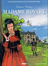 Les incontournables de la littérature en BD -29- Madame Bovary