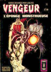 Vengeur (2e Série - Arédit - Comics Pocket) -2- L'éponge monstrueuse