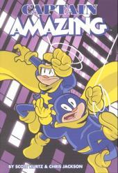 Captain Amazing (2006) -1- Episode one: clash of the titan