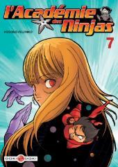 L'académie des Ninjas -7- Tome 7