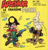 Arthur le fantôme (Poche) -35- Poche n°35