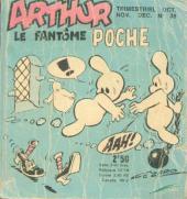 Arthur le fantôme (Poche) -38- Poche n°38