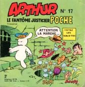 Arthur le fantôme (Poche) -17- Coucou gag