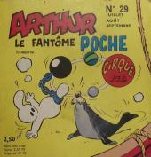 Arthur le fantôme (Poche) -29- Poche n°29