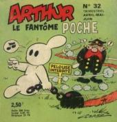Arthur le fantôme (Poche) -32- Poche n°32