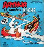 Arthur le fantôme (Poche) -33- Poche n°33