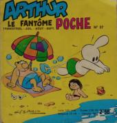 Arthur le fantôme (Poche) -37- Poche n°37