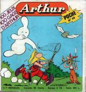 Arthur le fantôme (Poche) -46- Poche n°46