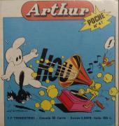 Arthur le fantôme (Poche) -47- Poche n°47