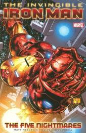 Invincible Iron Man (2008) -INT01- The five nightmares