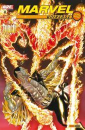 Marvel Universe Hors Série (Panini - 2008) -8- La Torche (2/2)
