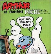 Arthur le fantôme (Poche) -34- Poche n°34