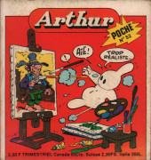 Arthur le fantôme (Poche) -52- Poche n°52