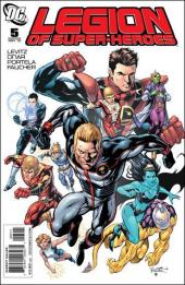 Legion of Super-Heroes (2010) -5- A choice of destinies
