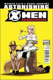Astonishing X-Men: Xenogenesis (2010) -3- Xenogenesis