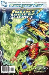 Justice Society of America (2007) -42- The dark things part 4