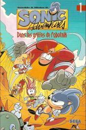 Sonic Adventures -1- Dans les griffes de Robotnik