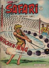 Safari (Mon Journal) -73- Les terroristes