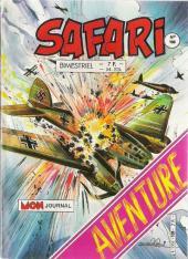 Safari (Mon Journal) -169- Alerte dans le Pacifique