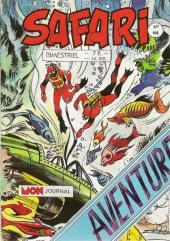 Safari (Mon Journal) -168- Les trafiquants du désert