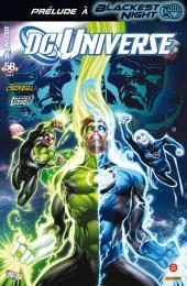 DC Universe -58- La légende du black lantern