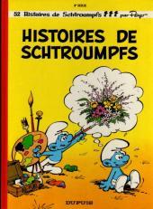 Les schtroumpfs -8b83a- Histoires de Schtroumpfs