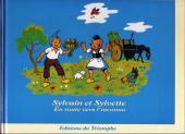 Sylvain et Sylvette (Triomphe) -2- En route vers l'inconnu