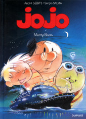 Jojo (Geerts) -18- Mamy Blues