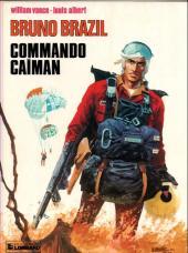 Bruno Brazil -2c1985- Commando Caïman